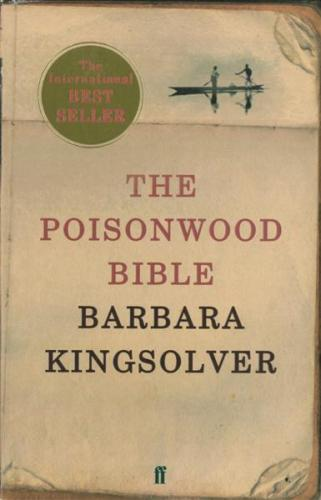 an analysis of barbara kingsolvers novel the poisonwood bible Barbara kingsolver born april 8, 1955 (age 63) annapolis, maryland, us  and her novel the poisonwood bible was chosen as an oprah's book club selection .